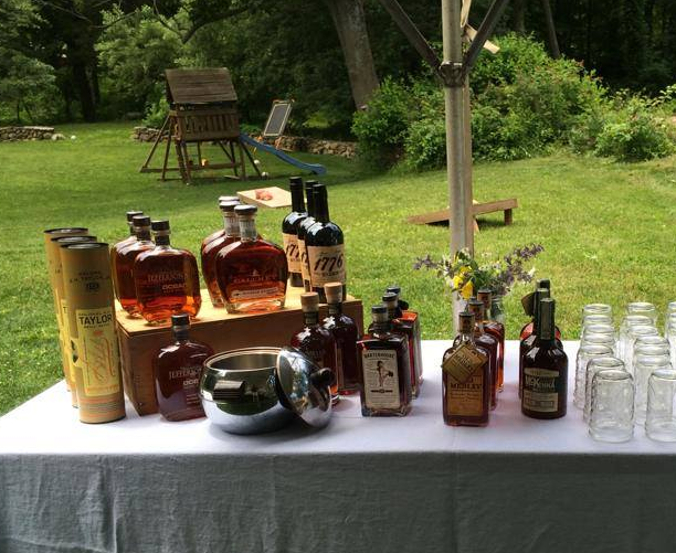3rd Annual  Bourbon Tasting on the Farm