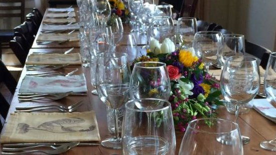 Field to table dinner- Vegetarian Special Event
